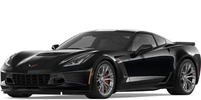 2019 Black Corvette Z06